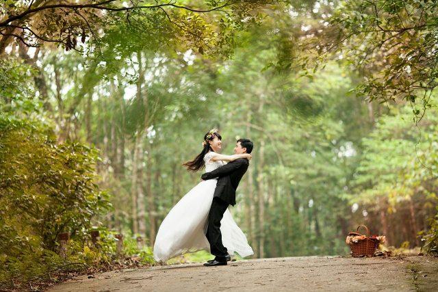 Photographie mariage artistique