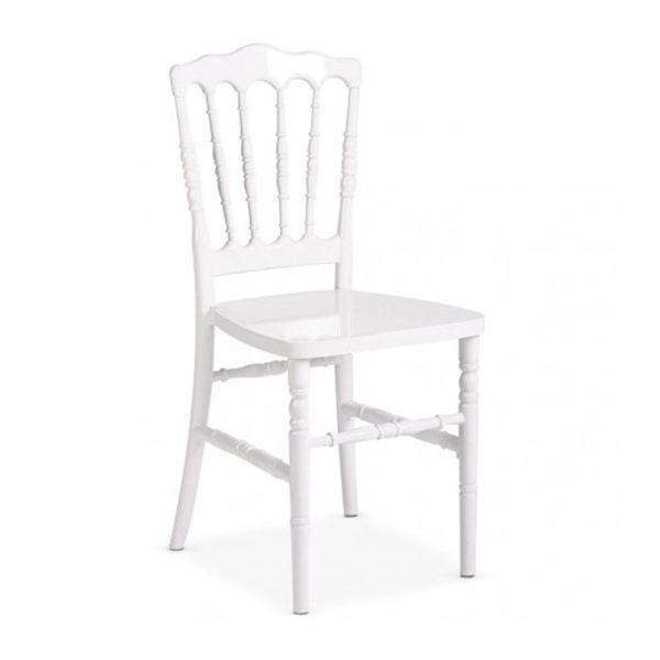 Zoom sur la location de chaise lors d'un mariage